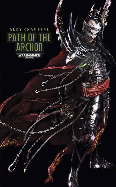 Path of the Archon (couverture originale)