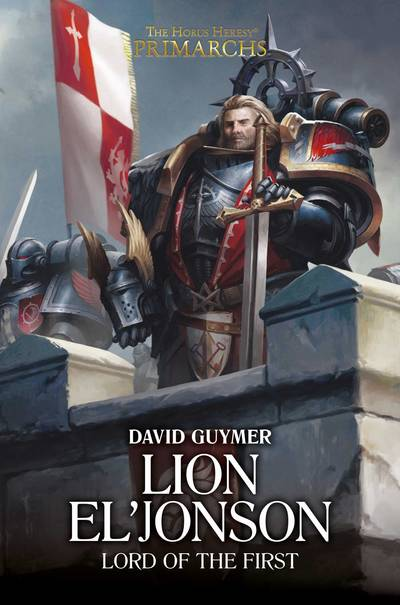 Lion El'Jonson : Lord of the First (couverture originale)