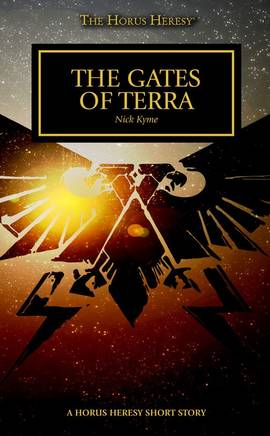 The Gates of Terra (couverture originale)