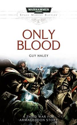 Only Blood (couverture originale)