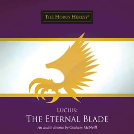 Lucius : The Eternal Blade (couverture originale)