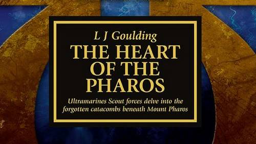 The Heart of the Pharos (couverture originale)