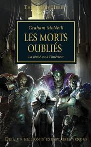 Les Morts Oubliés (couverture française)