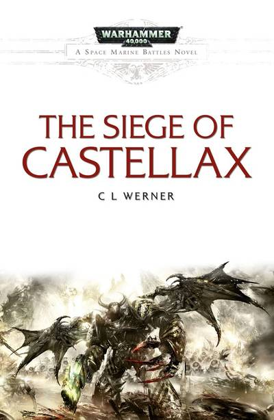 The Siege of Castellax (couverture originale)