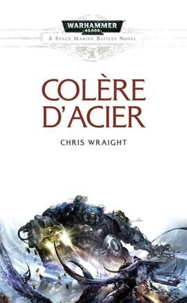 Colère d'Acier (couverture française)