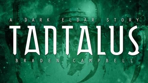 Couverture de Tantalus (edition originale)