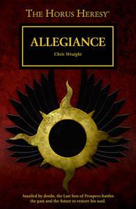 Allegiance (couverture originale)