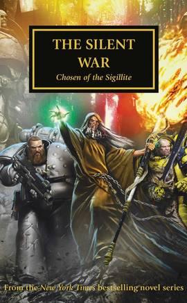 The Silent War (couverture originale)