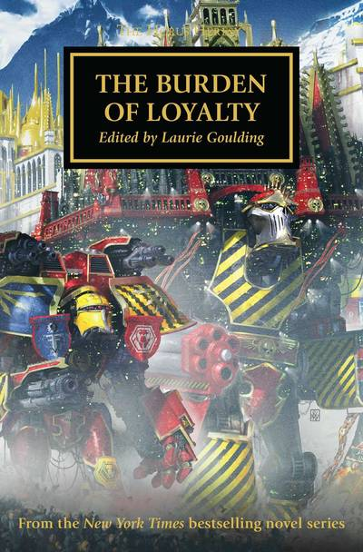The Burden of Loyalty (couverture originale)