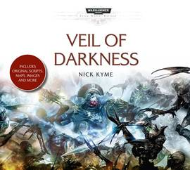 Veil of Darkness (couverture originale)