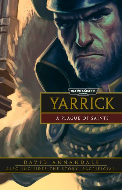 Yarrick : A Plague of Saints (couverture originale)