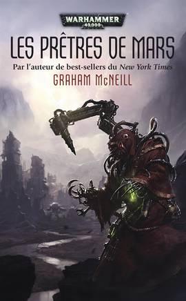 Les Prêtres de Mars (couverture française)