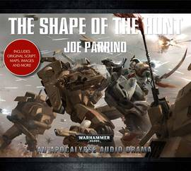 The Shape of the Hunt (couverture originale)