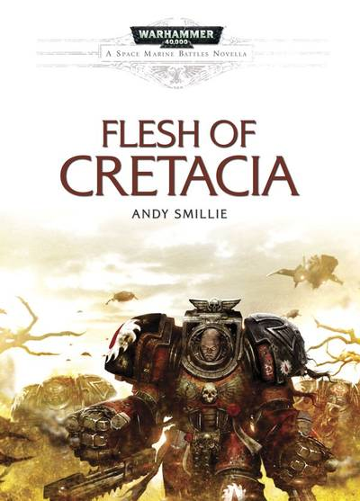 Flesh of Cretacia (couverture originale)