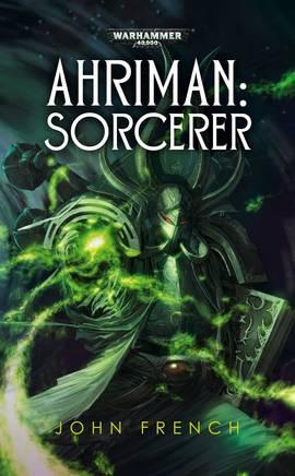 Ahriman : Sorcerer (couverture originale)
