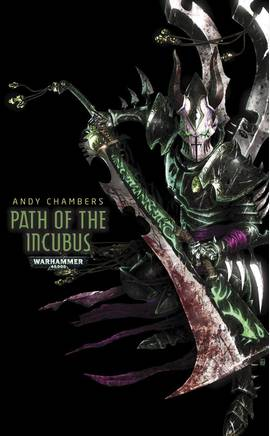 Path of the Incubus (couverture originale)