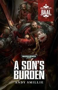A Son's Burden (couverture originale)
