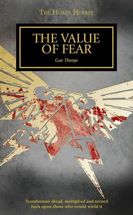 The Value of Fear (couverture originale)