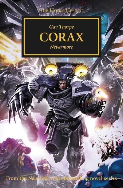 Corax (couverture originale)