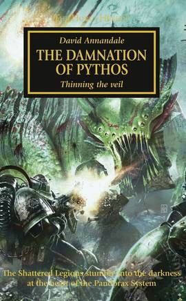 The Damnation of Pythos (couverture originale)