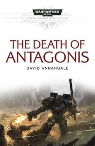 The Death of Antagonis (couverture originale)