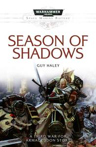 Season of Shadows (couverture originale)