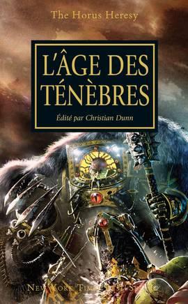 L'Âge des Ténèbres (couverture française)