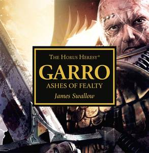Garro : Ashes of Featly (couverture originale)