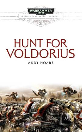 The Hunt for Voldurius (couverture originale)