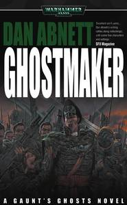 Ghostmaker (couverture originale)