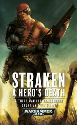 Straken : A Hero's Death (couverture originale)