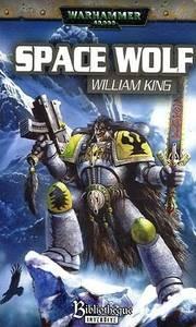 Space Wolf (couverture française)