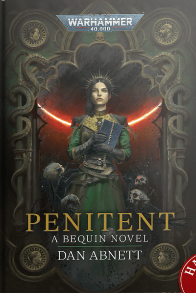 Penitent (couverture originale)