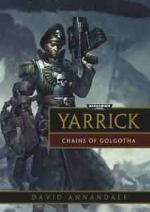 Yarrick : Chains of Golgotha (couverture originale)