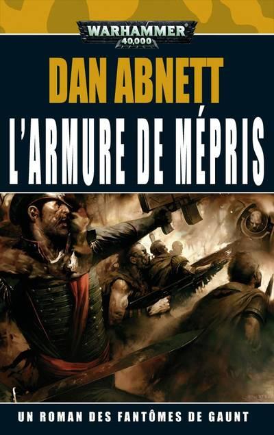 L'Armure du Mépris (couverture française)