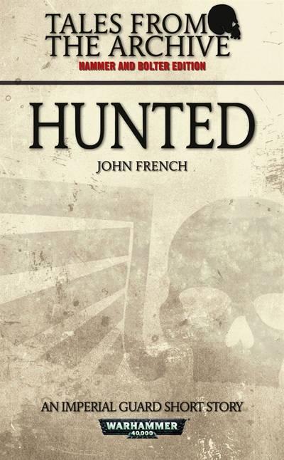 Hunted (couverture originale)