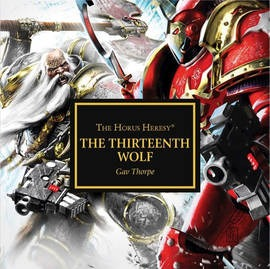 The Thirteenth Wolf (couverture originale)