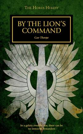 By the Lion's Command (couverture originale)