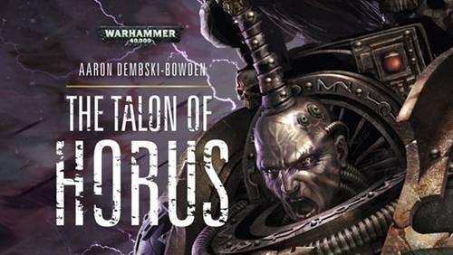 Couverture de The Talon of Horus (edition originale)