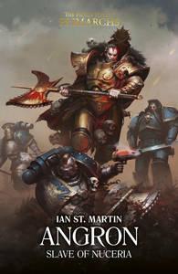 Angron : Slave of Nuceria (couverture originale)