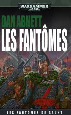 Les Fantômes (couverture française)