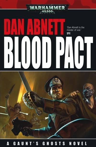 Blood Pact (couverture originale)
