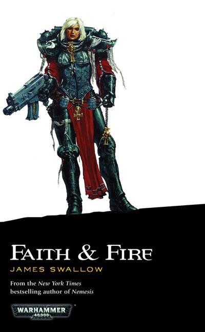 Faith & Fire (couverture originale)