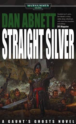 Straight Silver (couverture originale)
