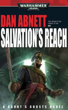 Salvation's Reach (couverture originale)