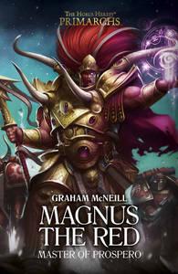 Magnus the Red : Master of Prospero (couverture originale)