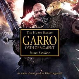 Garro : Oath of Moment (couverture originale)