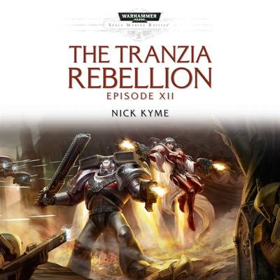 The Tranzia Rebellion - Episode 12 (couverture originale)