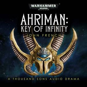 Ahriman : Key of Infinity (couverture originale)