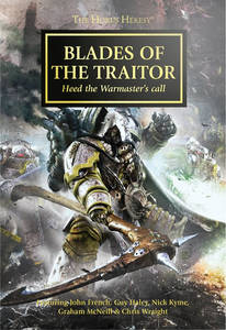 Blades of the Traitor (couverture originale)